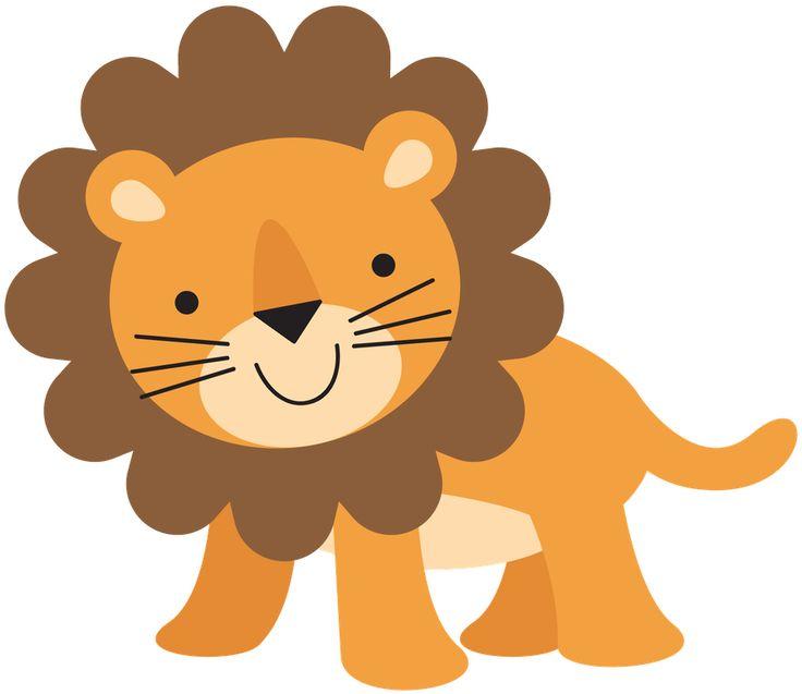 Free Lion Clip Art Pictures.