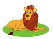 Free Lion Clipart.