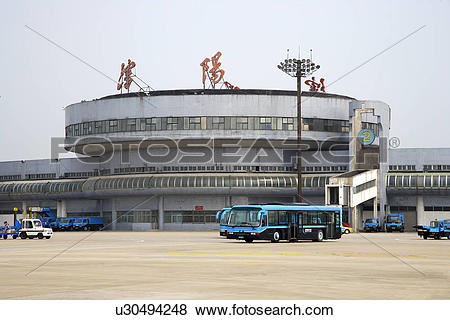 Pictures of China, Liaoning Province, Shenyang Airport u30494248.