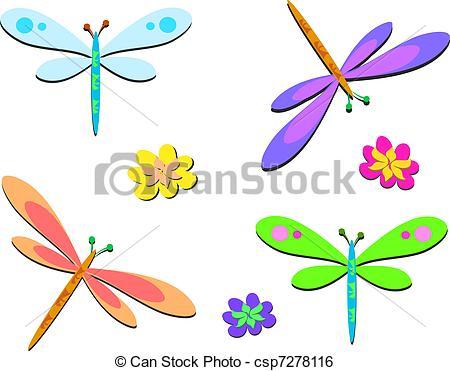 Dragonflies Stock Illustrations. 5,044 Dragonflies clip art images.