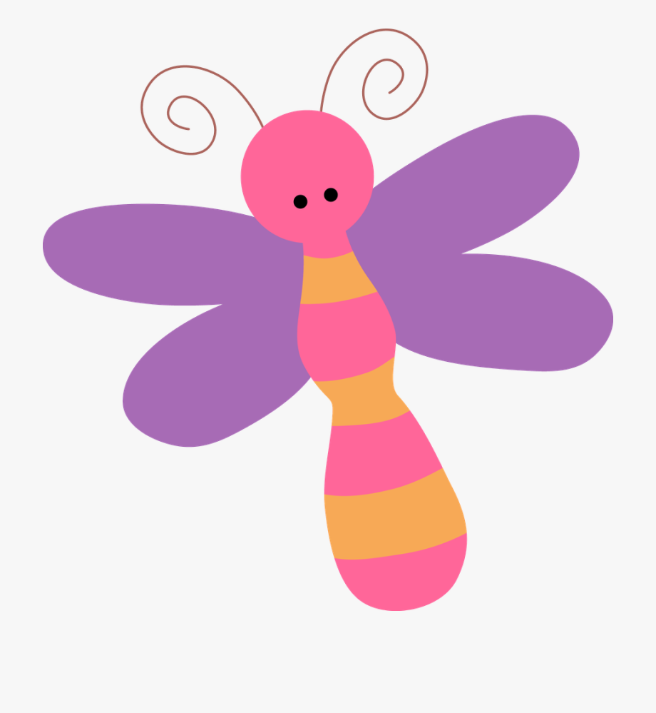 Dragonfly Clipart Summer.