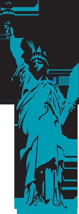 Statue of liberty images clip art.