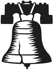 Free Liberty Bell Clipart.