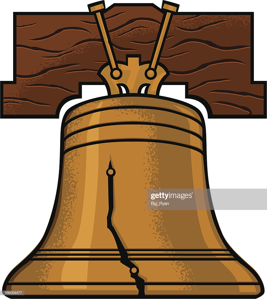 60 Top Liberty Bell Philadelphia Stock Illustrations, Clip.