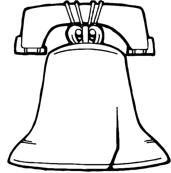 Liberty Bell Clipart.