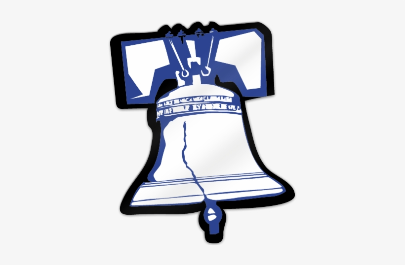 Download Free png Liberty Bell Shaped Magnet.