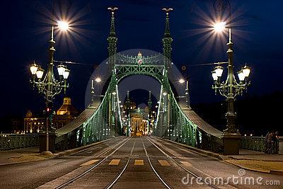 Liberty Bridge.