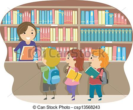 Librarian Stock Illustrations. 689 Librarian clip art images and.