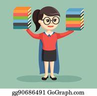 Librarian Clip Art.