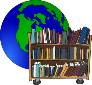 Library clipart 2.
