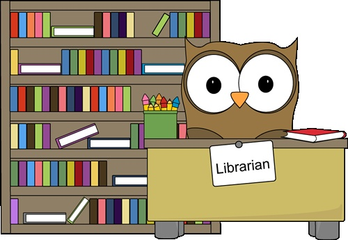 Libraries clipart.