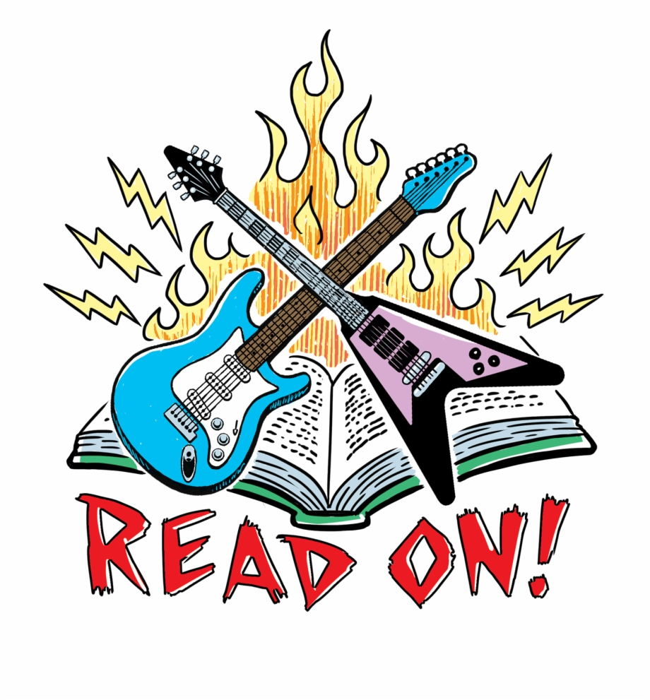 Libraries Rock Read Free PNG Images & Clipart Download.