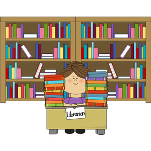 Library Free School Clip Art By Phillip Martin, Librarian Free.