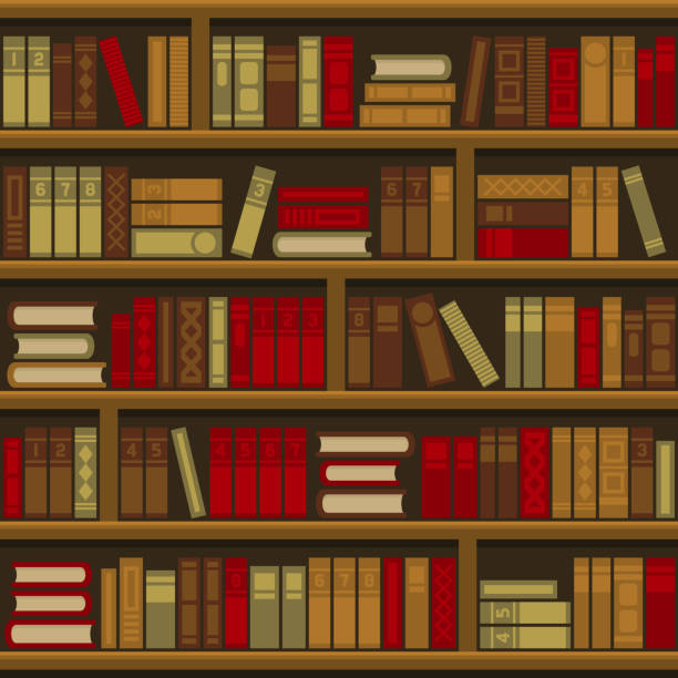 Best Fancy Library Illustrations, Royalty.