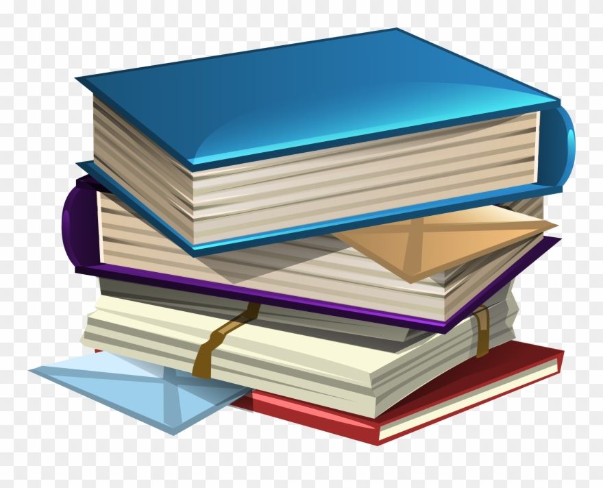Clip Art Library Library Book Clipart Transparent.