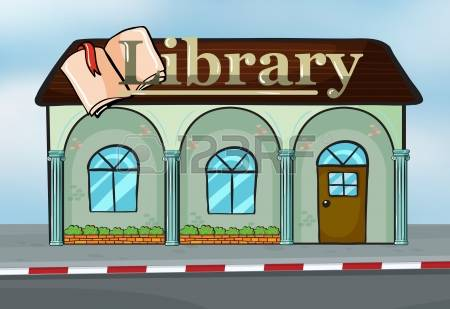 3,027 Library Building Stock Illustrations, Cliparts And Royalty.