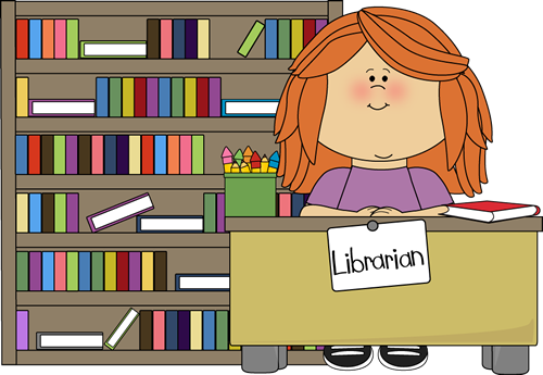 Library Clipart.