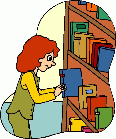 Library Clipart & Library Clip Art Images.