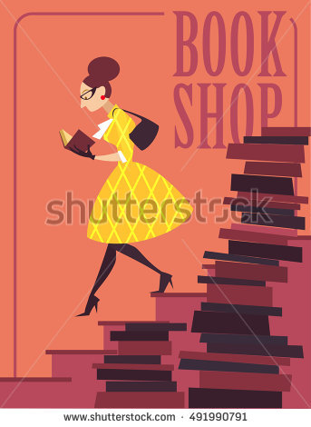 Librarian Stock Images, Royalty.