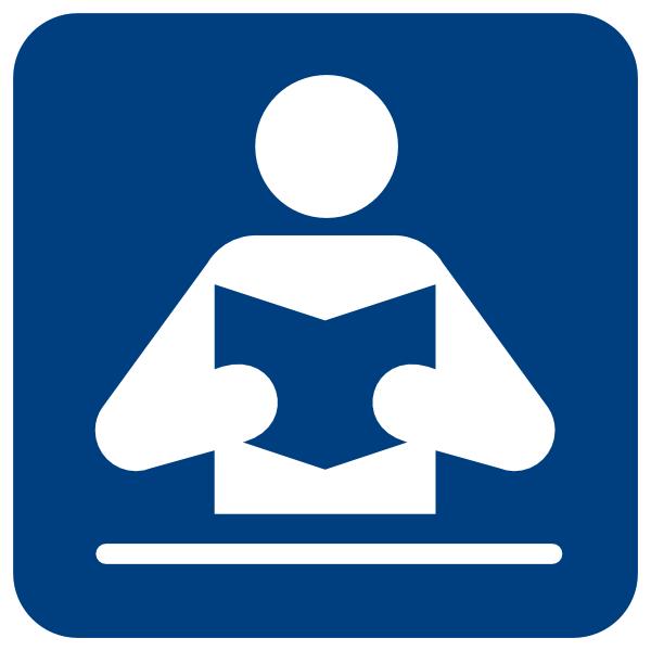 Library Logo Clip Art at Clker.com.