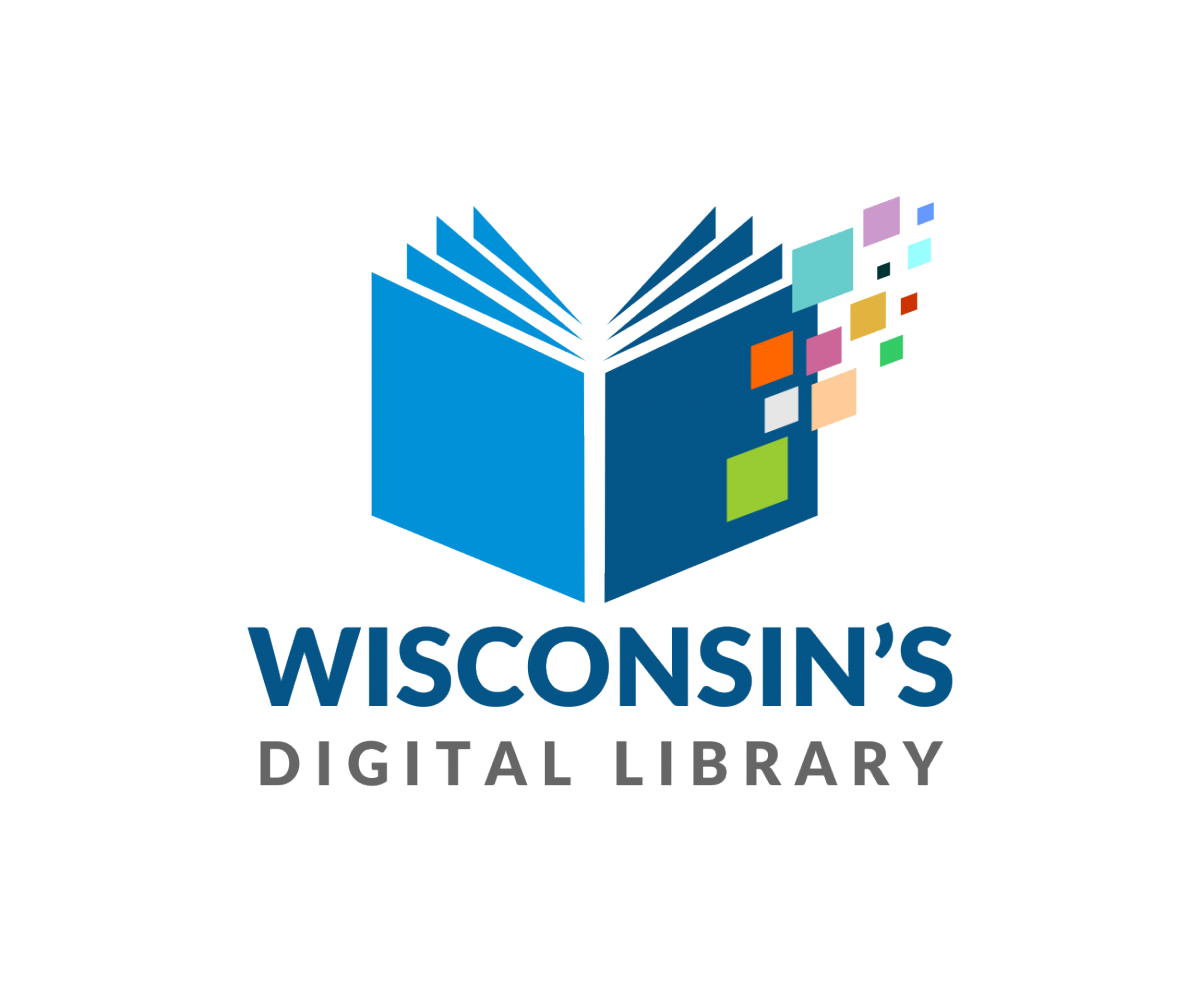 Wisconsin's Digital Library Logos.