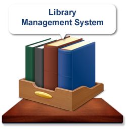 Library Management System Software Service.