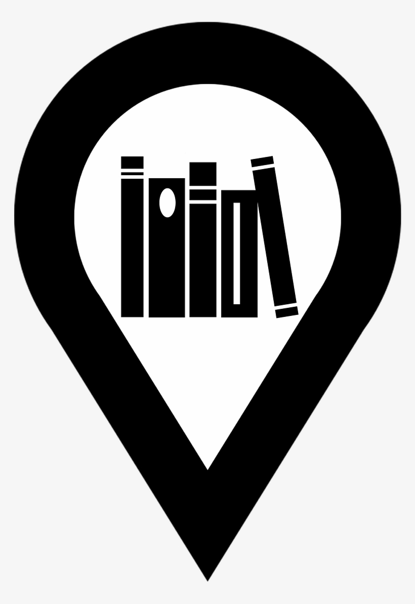 Library, Icon.