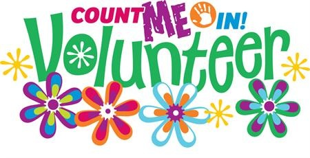 Volunteers Clipart.