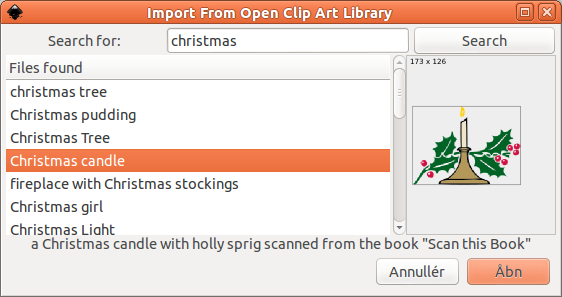 Lodahl\'s blog: LibreOffice and OpenClipart.org.