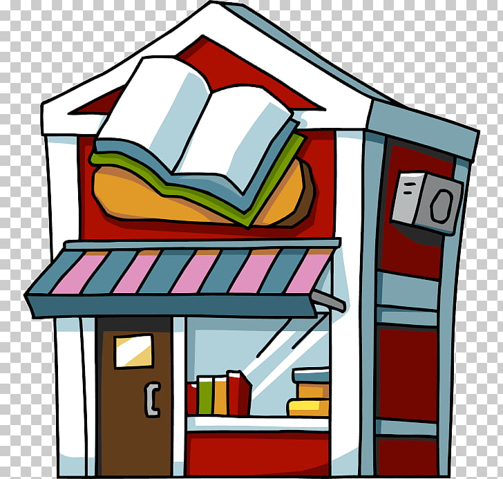 Libreria libreria, tienda PNG Clipart.