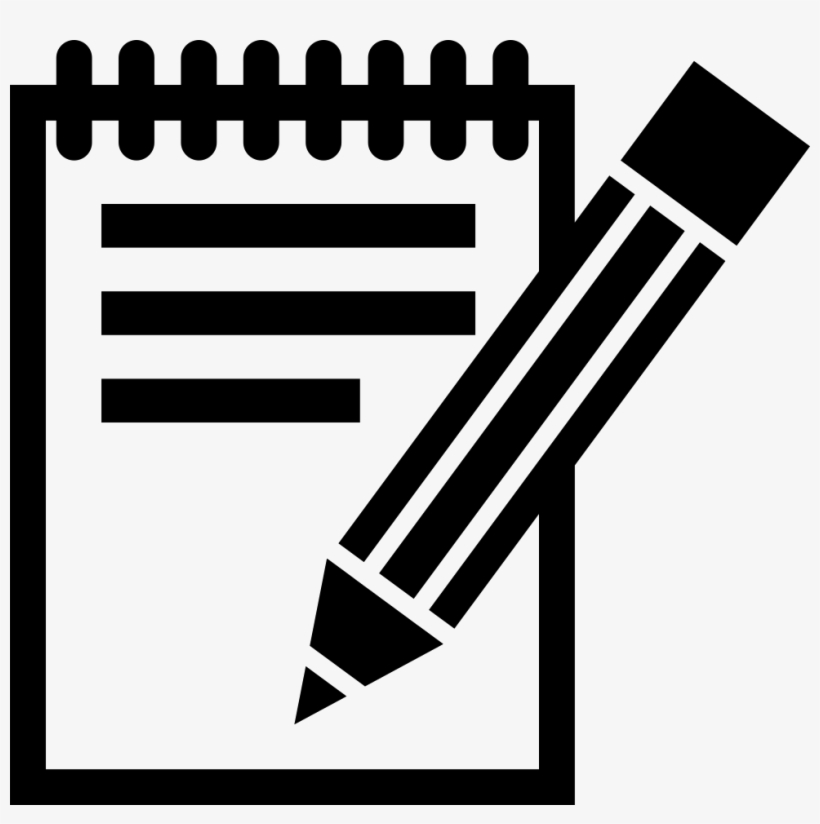 Notepad Icon Png.