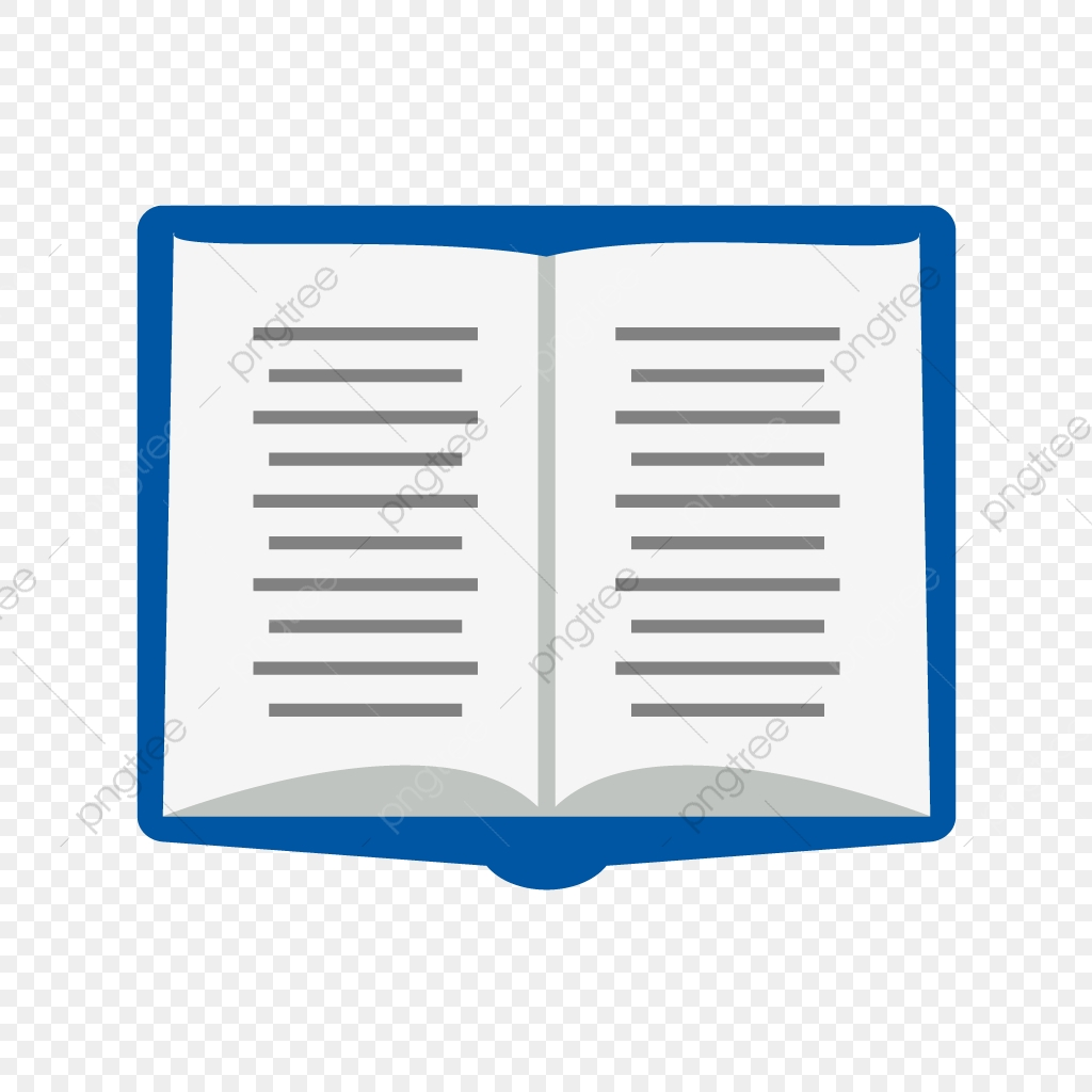 Vector Open Book Icon, Open, Book, Note Book PNG and Vector.