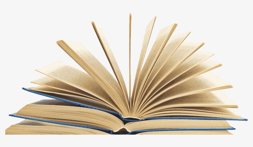 Libro Abierto Png.
