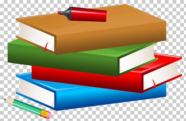 Escuela de libros, lápiz de casa PNG Clipart.
