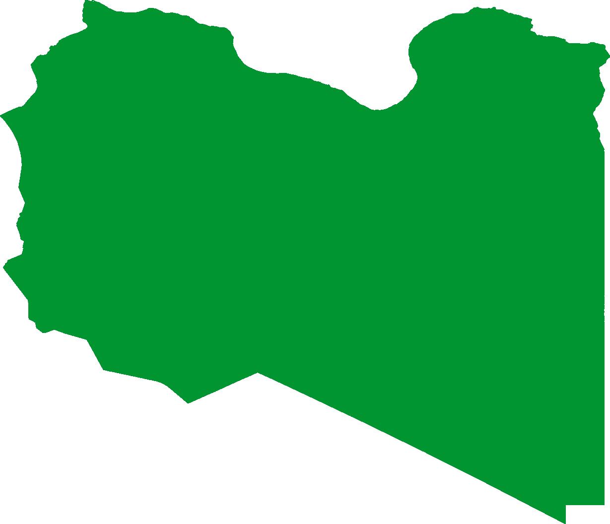 libya flag clipart #11