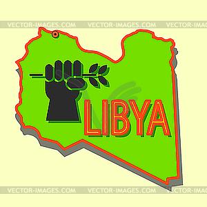 Libyan clipart.