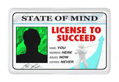 Drivers License Clipart.