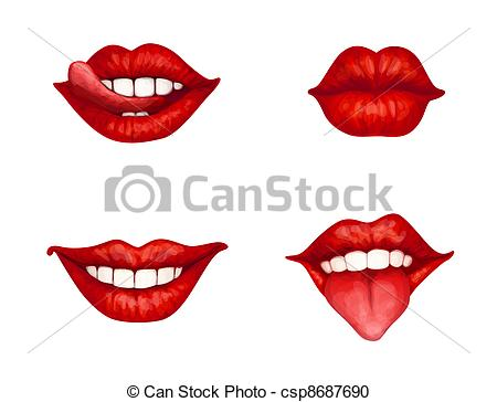 Licking lips Illustrations and Stock Art. 209 Licking lips.