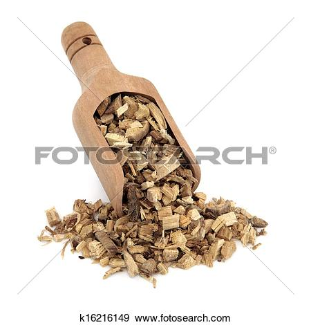 Stock Photograph of Licorice Root k16216149.
