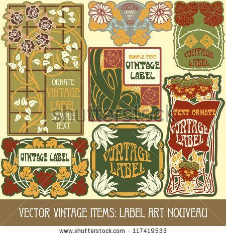 1000+ images about Art Nouveau II on Pinterest.