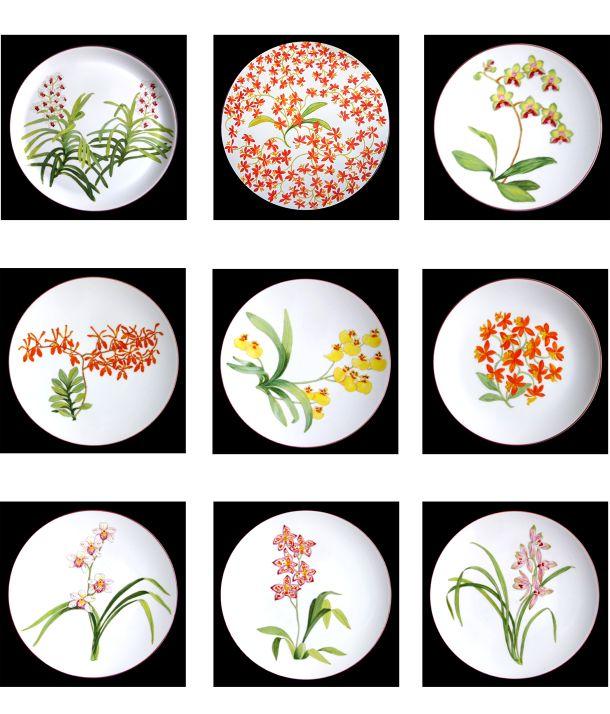 1000+ images about Peinture sur porcelaine on Pinterest.