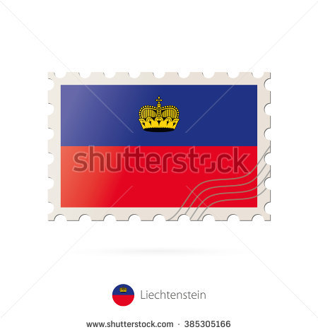 Liechtenstein black and white clipart.