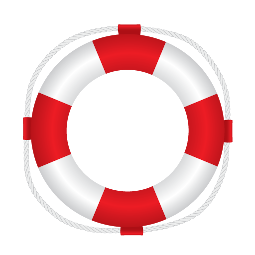 Life buoy clipart png.