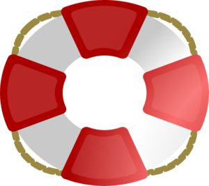 Life Buoy Clip Art at Clker.com.