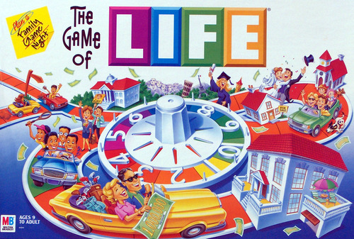The Word Game In The Board Game Life In Clipart.