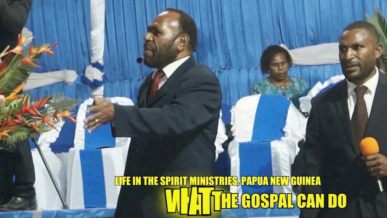 Life in the Spirit Ministries.