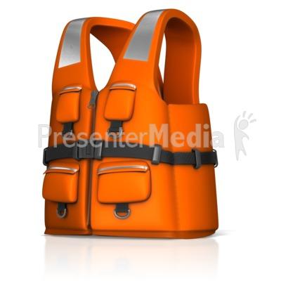 Rescue Life Jacket.