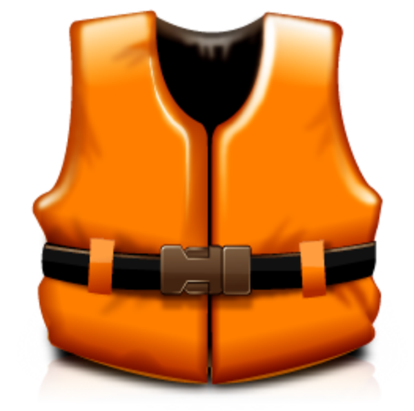 Safety Jacket Clipart