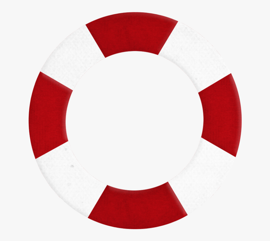 Pix For Life Preserver Ring Clip Art Outline.
