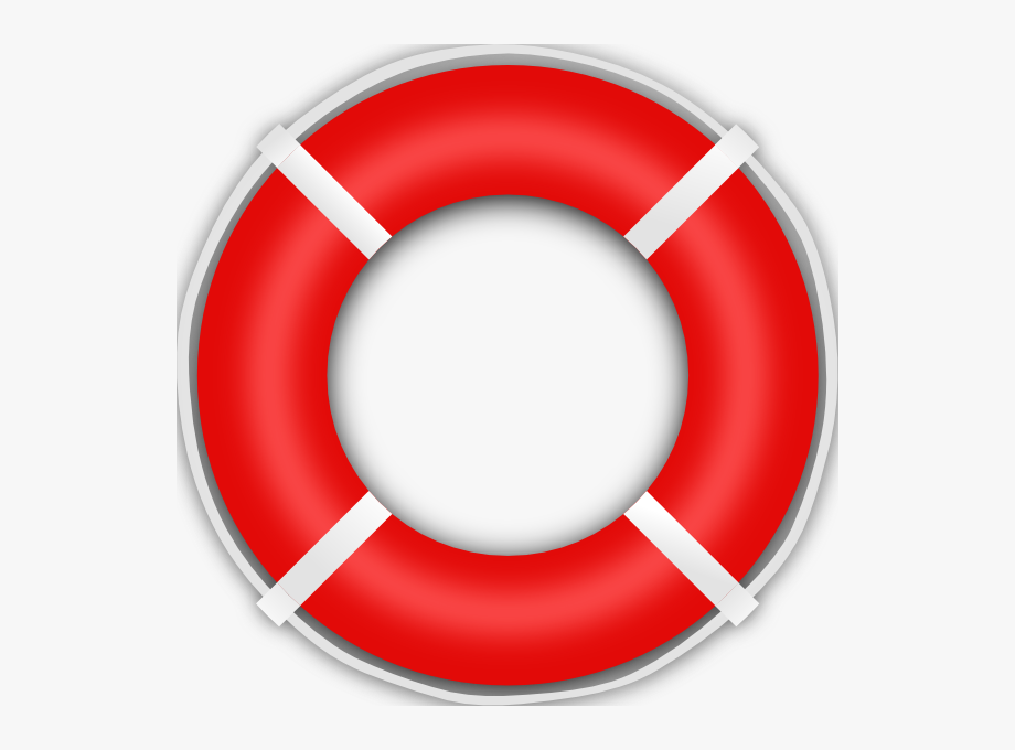Life Ring Vector.